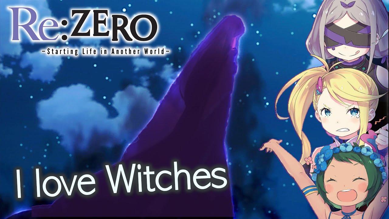 Download I love Witches! Re:Zero Season 2 Episode 9 Review/Analysis
