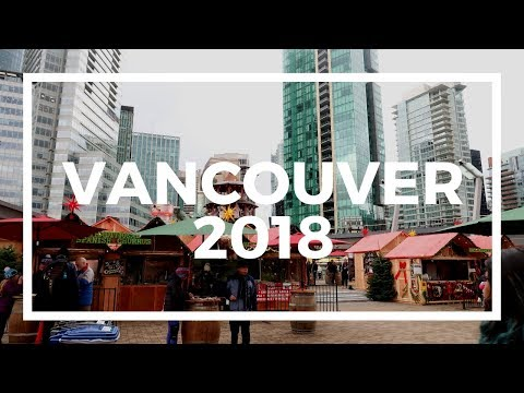 CANADA: Vancouver Thanksgiving Trip 2018