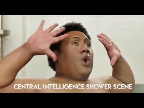 Download Central Intelligence | Shower scene | HD