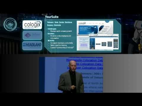 NetSuite CTO Evan Goldberg SuiteWorld 2013 Keynote: Future Technology for Transforming Your Business