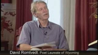 Wyoming Poet Laureate: A Wyoming Signatures Interview with David Romtvedt