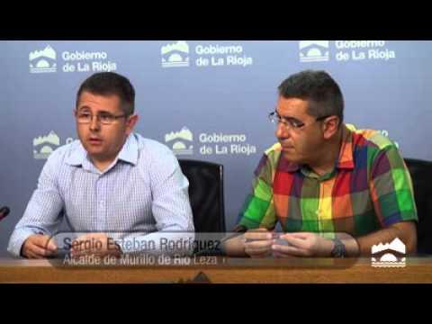 Obras Públicas mejorará varias calles de Murillo de Río Leza