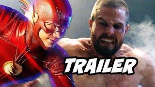 Arrow Season 7 Trailer - Comic Con 2018 The Flash Legends Crossover