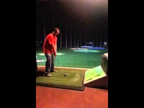 Matthew Paris at Top Golf