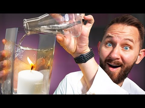 10 Easy Science Tricks To Blow Up Your Mind!