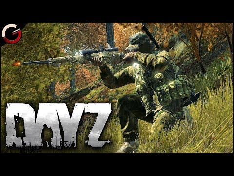 HUNTING FOR DayZ NOOBS! Bandit Sniper Montage   DayZ Gameplay