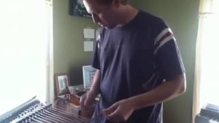 34 Dust in the Wind 34 hammered dulcimer by
