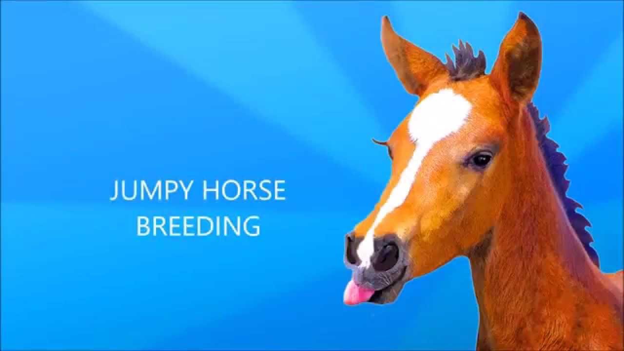 New! Jumpy Horse Breeding game - YouTube