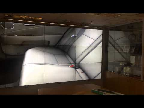 PC Vision - Meeting room demo3 in PC Partner HK headquarter