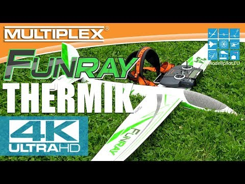 FUNRAY MULTIPLEX THERMIK, HANG FLIEGEN, LOW PASS,  TESTBERICHT TANNENALM TESTREPORT TEST