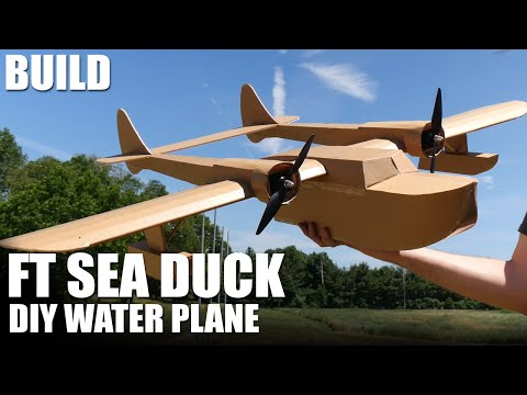 FT Sea Duck - BUILD | Flite Test