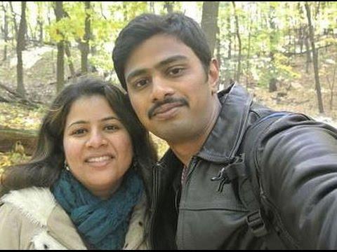 'Do we belong here?' asks wife of Hyderabad techie shot dead in US