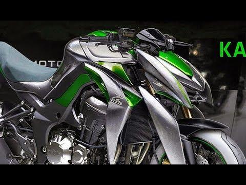 Kawasaki Z1000 2019 Photo The Next Model 2019 Kawasaki Z1000 New