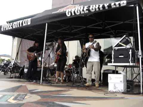 POKER RUN 2008 - HOG- Honolulu Chapter, March Of Dimes, Oldies 107.9 KGMZ-FM, Cycle City Harley Davidson