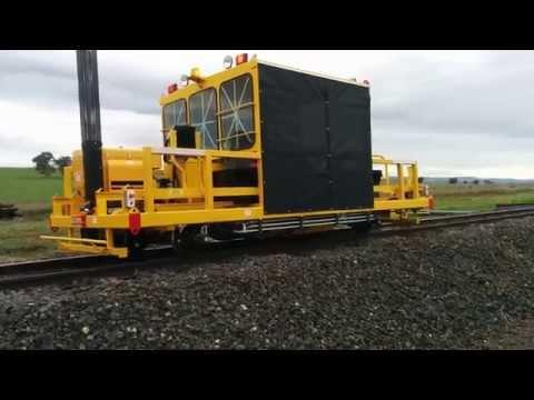 HMA Materials Handling Rail Jewellery Handling Machine