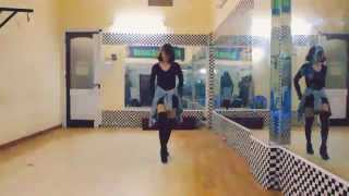 Dance Without You (Ricky Luna Remix) - Skylar Grey by dancer JUNIE MIU