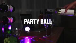 [ION AUDIO] Party Ball USB 휴대용…