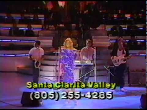 "Susan Anton ""Heart of Rock 'N' Roll"" MDA Telethon"