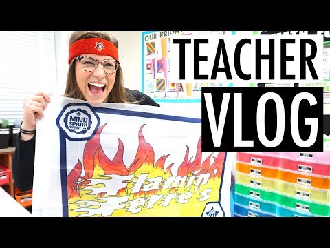 COME TEACH WITH ME | Field Trips, Fundraisers, And FLAMES!