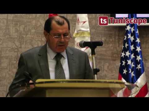 M. Mounir Mouakhar Président la CCIT - Projet - Tunisia Trading