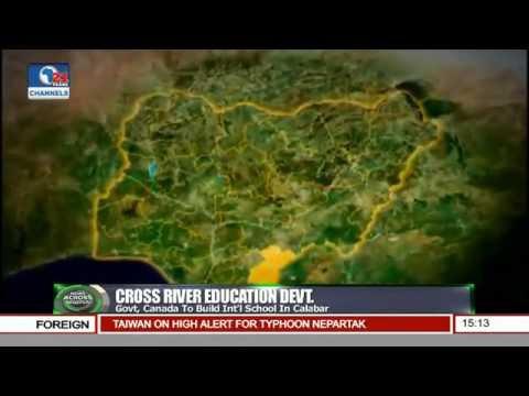 Cross River Govt, Canada To Build Int'l School In Calabar