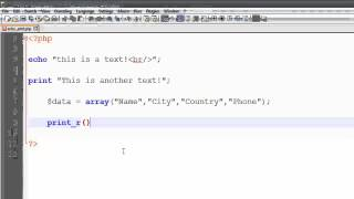 Use this php and mysql tutorial to learn web programming while building practical, real-world projects. if you've got basic knowledge of html php, c...