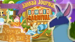 Animal Jam Updates - SUMMER CARNIVAL