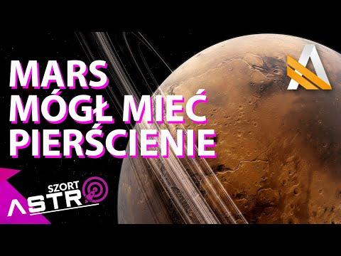 Mars Mógł Mieć Pierścienie, Z Których Powstał Fobos - AstroSzort