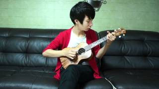 (Movie Theme) Pirates_Of_Caribean - Sungha Jung (Ukulele)