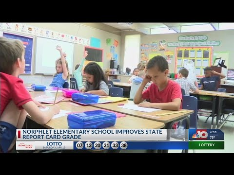 Arkansas releases performance report, Norphlet Elementary school saw improvements
