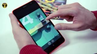 Zengin Uygulamalarıyla Nokia Lumia 1320