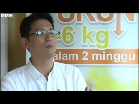 Can healthy fast food help Indonesia    BBC News