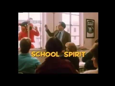 School Spirit Trailer