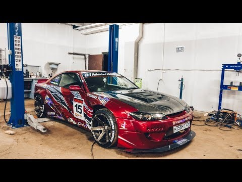 Silvia S15 Foksi. ЖИФЕСТ. Toyota MARK2 Дубровского.