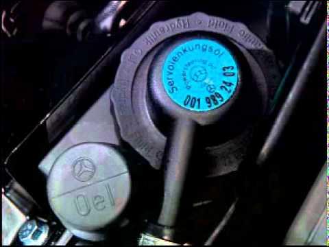 Mercedes ABC oil Maintenance S600 CL500 CL55 CL600 SL500 SL55 SL600