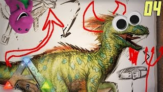 "ARK Survival Evolved Gameplay Ep 04 - ""RAPTORS ARE SPAWNS OF SATAN!!!"" (PC Alpha Let's Play)"