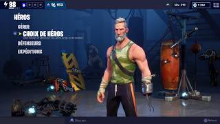Live Fortnite Fr Save the World . Update 6.30 New interface and functions . We discover and play
