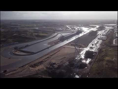 F1 Circuit Zandvoort February 13th 2020