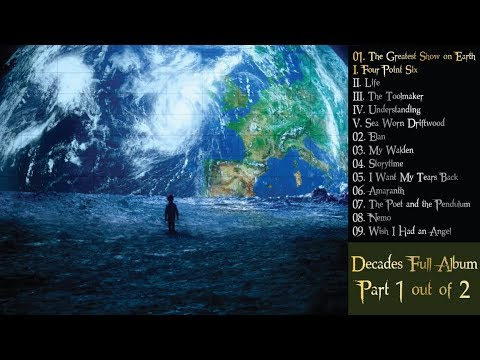 Nightwish - Greatest Show On Earth - Decades Full Album pt.1