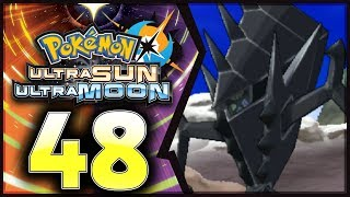 Pokemon Ultra Sun and Moon: Part 48 - Necrozma Premier Ball Catch! [100% Walkthrough]