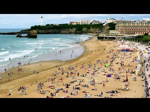 Top10 Recommended Hotels in Biarritz, Aquitaine, France
