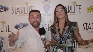 José Luis Perales / Rebeca Liscano / Starlite Marbella