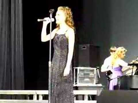 "Elyssa Swickard singing ""Someone Else's Story"""
