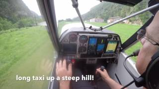 Download lagu Locher Sarentino Airfield Pilot s Guide cockpit view MP3