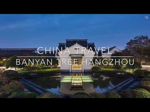 The Travel+Lifestyle 【Banyan Tree Hangzhou】Luxury Hotel In Hangzhou China