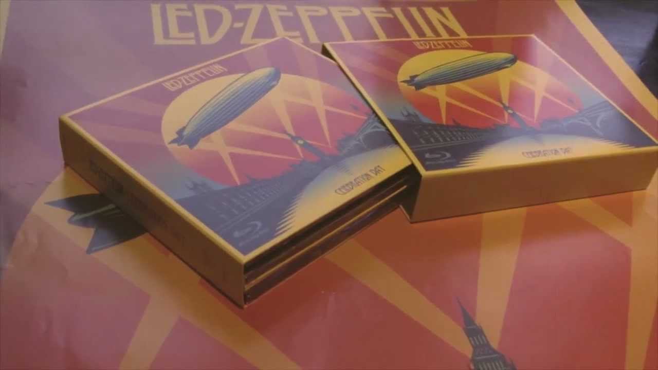 Led Zeppelin - Celebration Day (2CD w/DVD)(Digipak ...