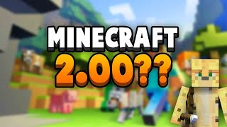 Did Minecraft 2.00 Really Just Release? Yes, But...