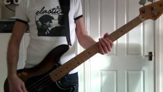 Bass Guitar For Daydreamer by Menswear (Britpop)