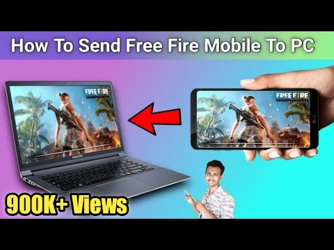 How To Transfer Free Fire Game Apk And Obb Data From Mobile To PC And Laptop In 2020