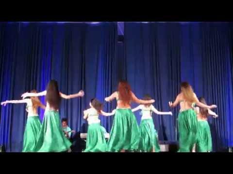 Darte Danzas Amani Bellydance Group Profesora Guadalupe Checa